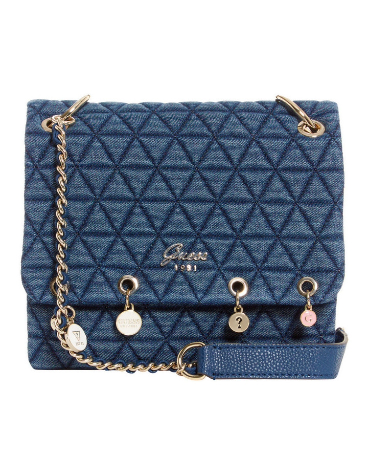 Fleur Chain Crossbody Bag image 1