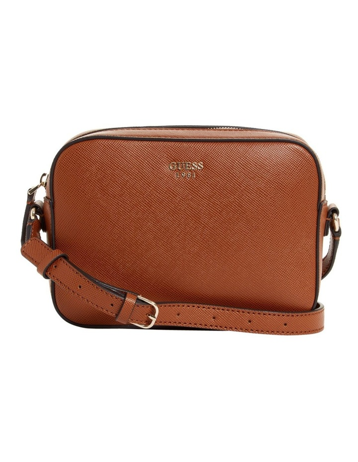 VG669112COG Kamryn Zip Top Crossbody Bag image 1