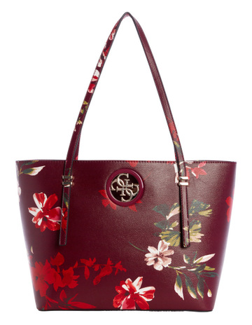 dc67fb60b7 Guess Open Road Double Handle Tote Bag