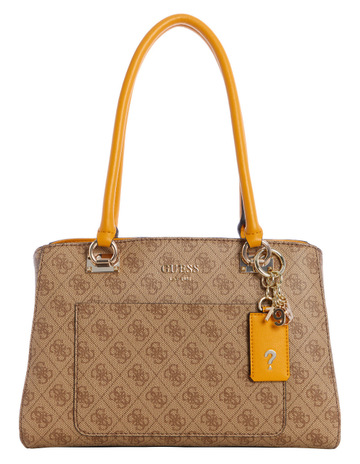 c23b0fe26a7a Guess Kathryn Double Handle Tote Bag