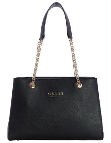 96d7ce6468b8 Guess Robyn Double Handle Shoulder Bag