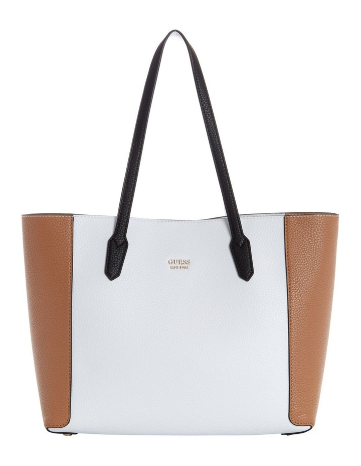 VC730124WML Uptown Chic Double Handle Tote Bag image 1
