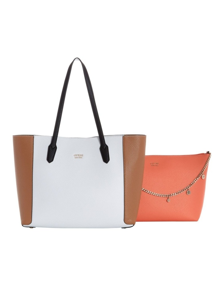 VC730124WML Uptown Chic Double Handle Tote Bag image 2