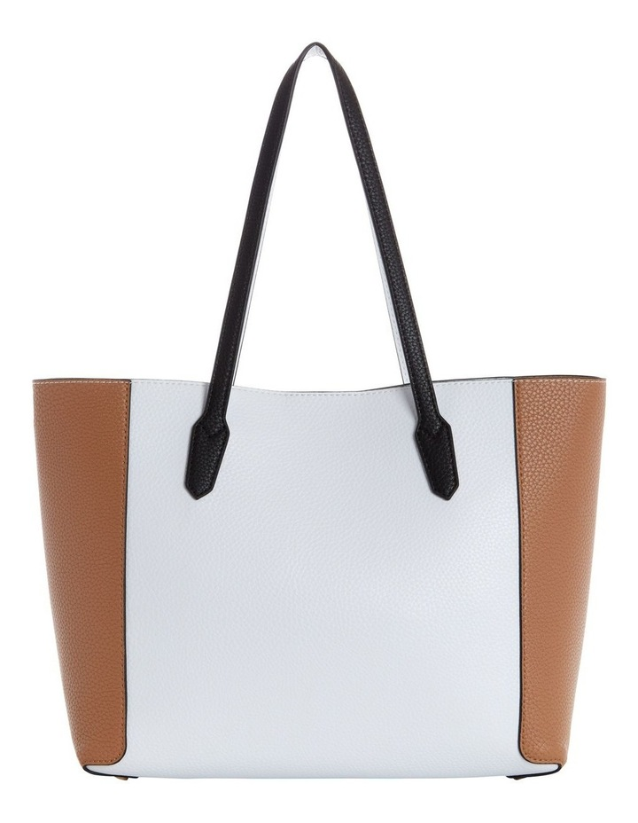 VC730124WML Uptown Chic Double Handle Tote Bag image 3