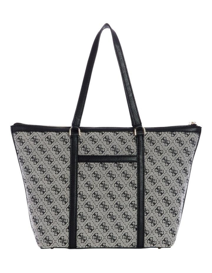 SG730423BLA Vintage Zip Top Tote Bag image 2