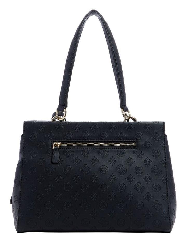 SP743309BLA Janelle Double Handle Tote Bag image 2