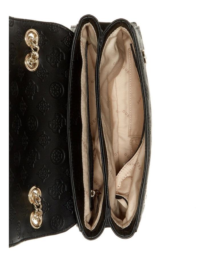SP743321BLA Janelle Flap Over Shoulder Bag image 3