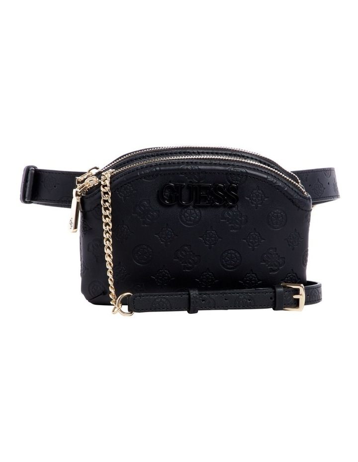 SP743380BLA Janelle Zip Top Belt Bag image 1