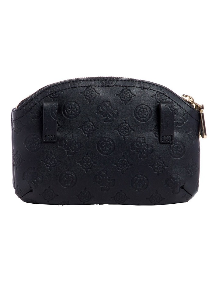 SP743380BLA Janelle Zip Top Belt Bag image 2