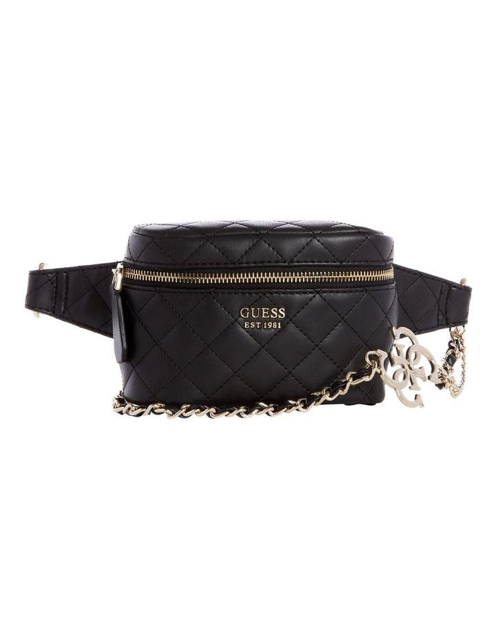 VG743680BLA Miriam Zip Top Belt Bag image 1