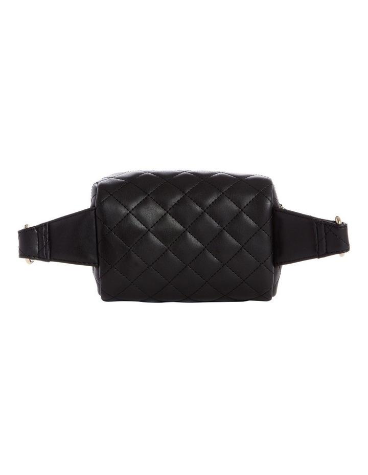 VG743680BLA Miriam Zip Top Belt Bag image 2
