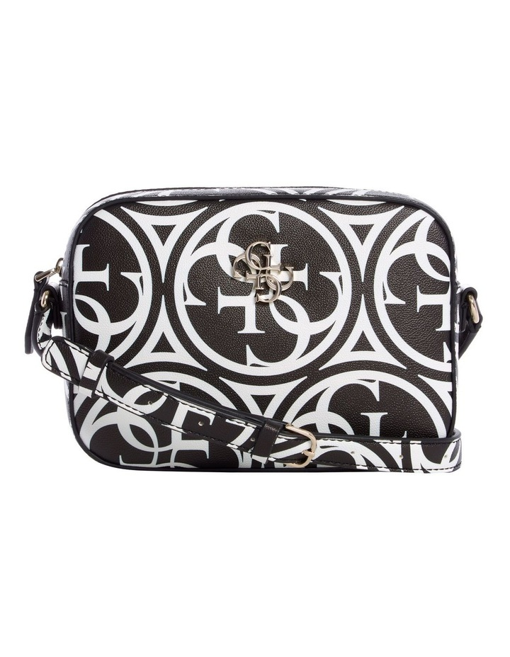HG669112BLA Kamryn Zip Top Crossbody Bag image 1
