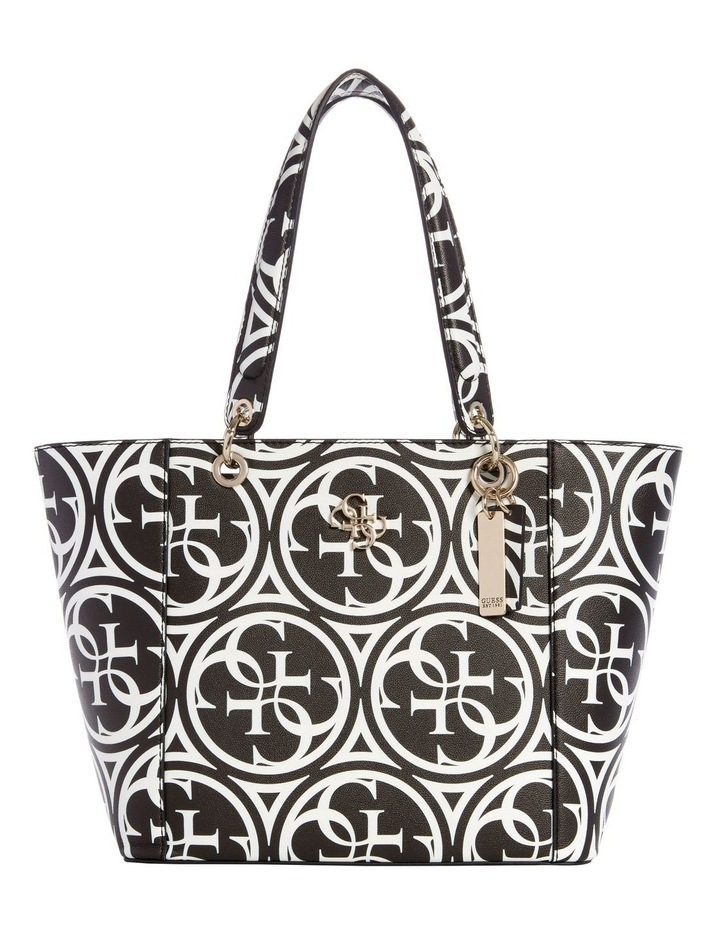 HG669123BLA Kamryn Double Handle Tote Bag image 1