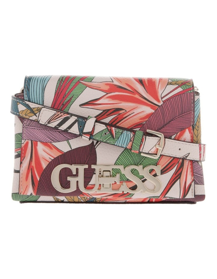 Uptown Chic Flap-Over Crossbody Bag image 1