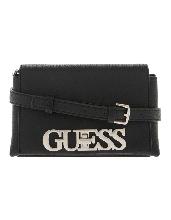 Uptown Chic Flap Over Crossbody Bag image 1