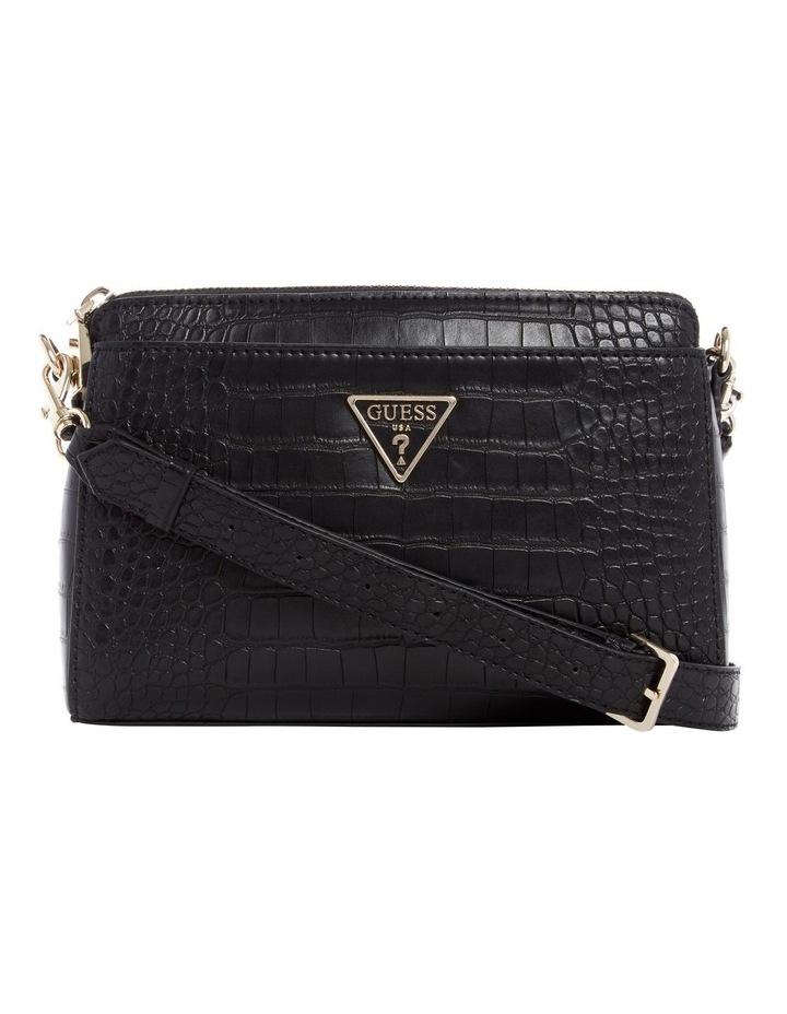 CG729114BLA Maddy Zip Top Crossbody Bag image 1
