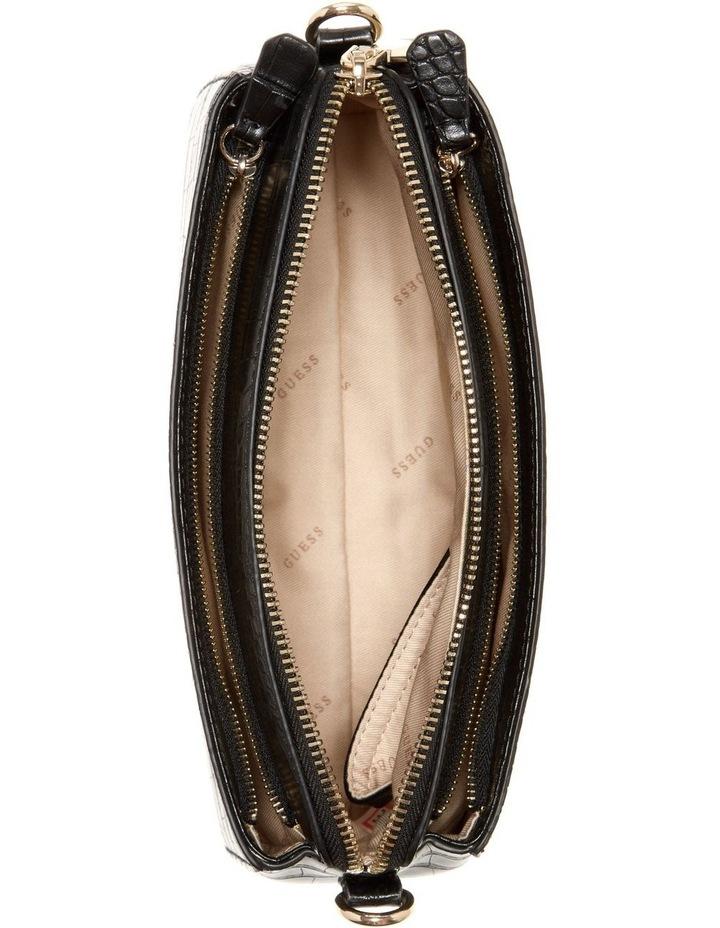 CG729114BLA Maddy Zip Top Crossbody Bag image 2