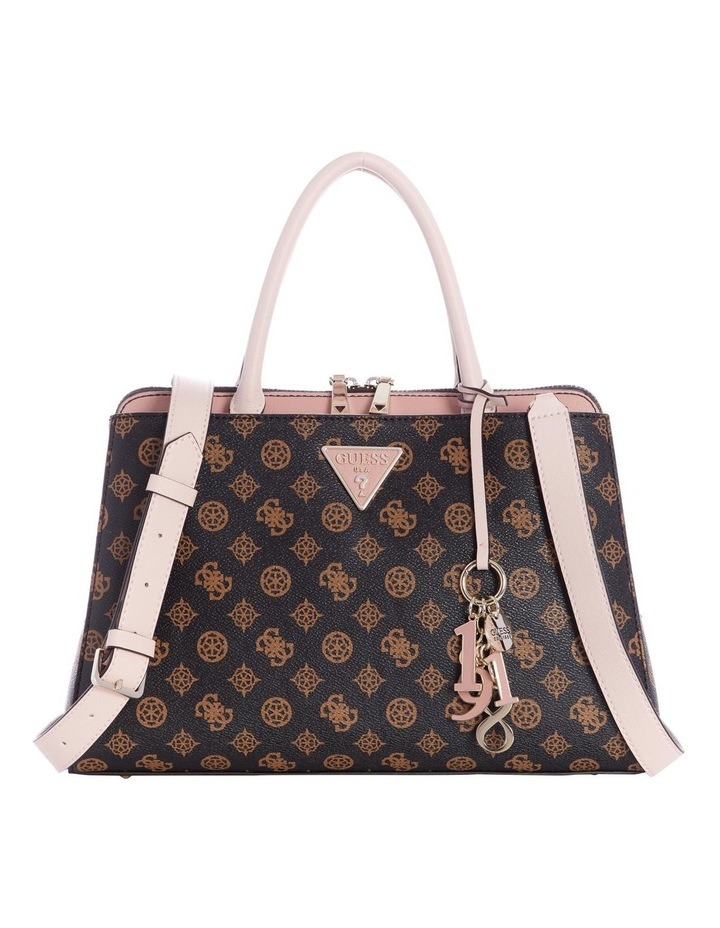 SP729106BNB Maddy Double Handle Satchel image 1