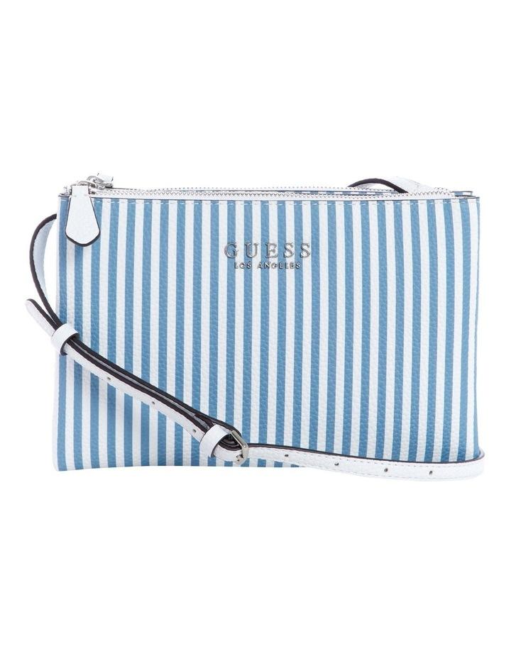 SP745270STW Wilder Zip Top Stripe Crossbody Bag image 1