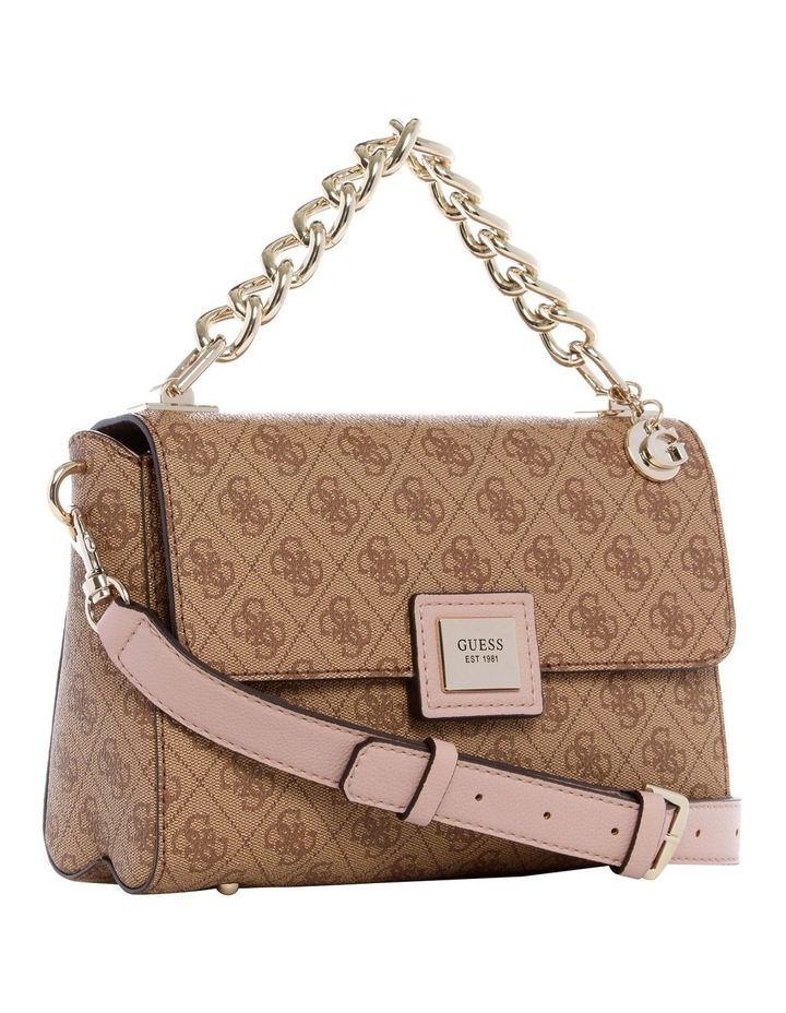 SG766818BRM Candace Flap Over Crossbody Bag image 3