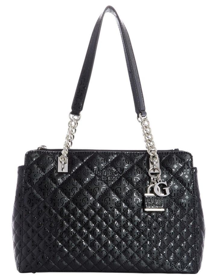 SY766609BLA Queenie Double Handle Shoulder Bag image 1