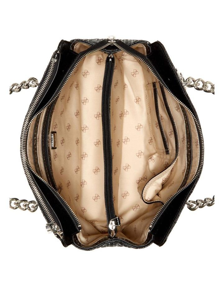 SY766609BLA Queenie Double Handle Shoulder Bag image 2