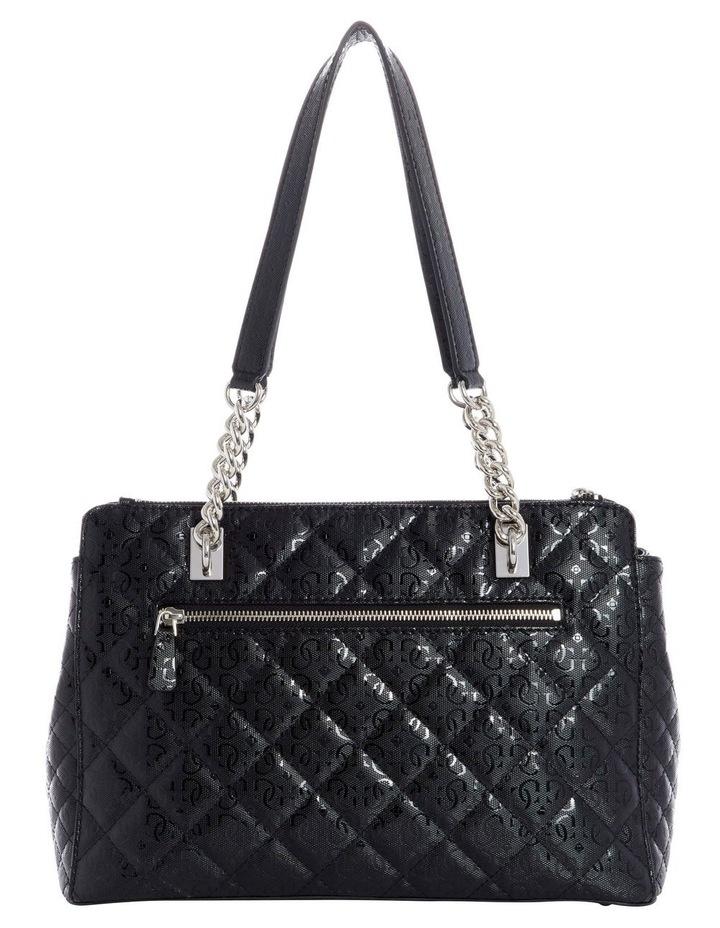 SY766609BLA Queenie Double Handle Shoulder Bag image 4