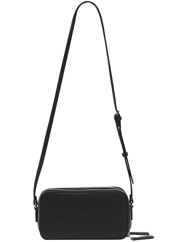 SF765814BLA Jarah Zip Top Crossbody Bag image 3