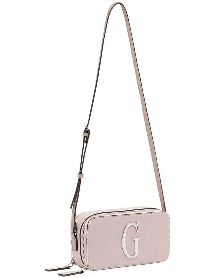 SF765814BSM Jarah Zip Top Crossbody Bag image 2