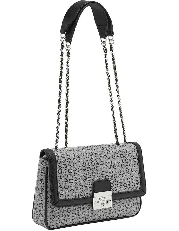 SV713121BLA Addilyn Flap Over Crossbody Bag image 2