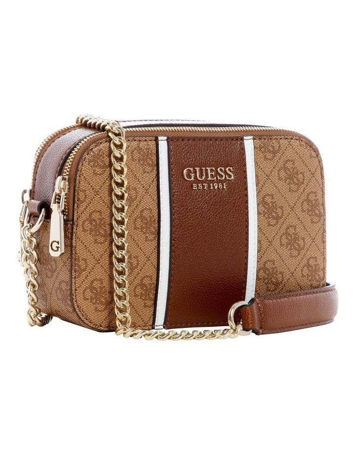 SG773769BRO Cathleen Zip Top Crossbody Bag image 2