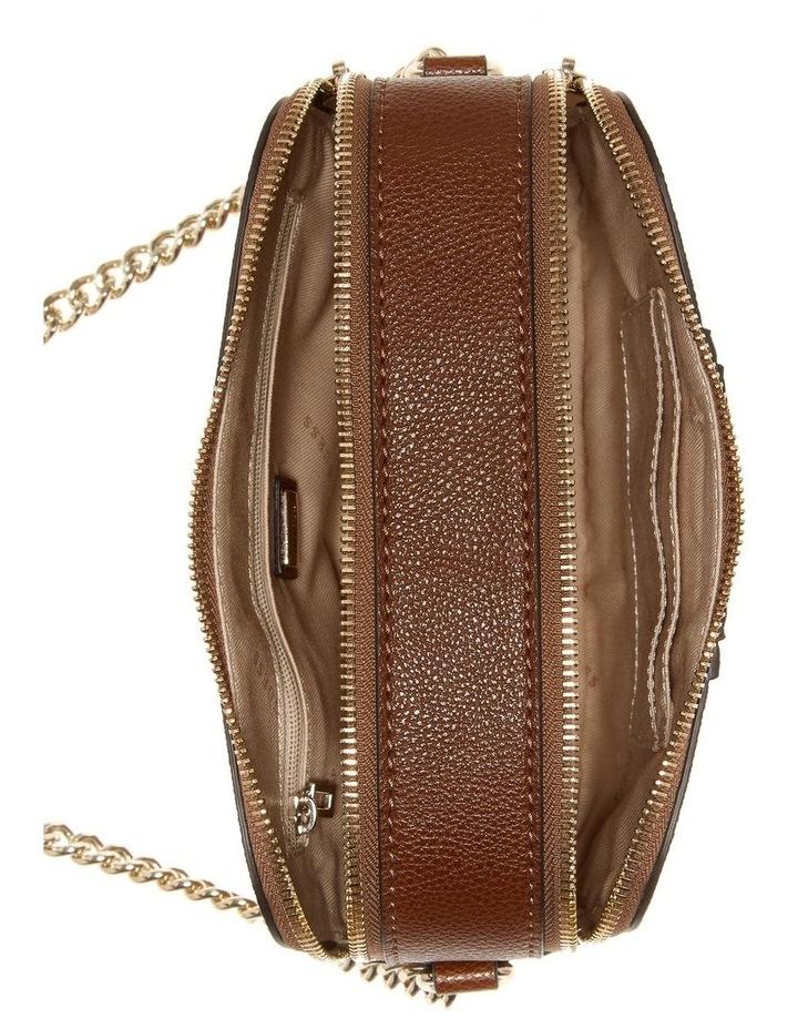 SG773769BRO Cathleen Zip Top Crossbody Bag image 3