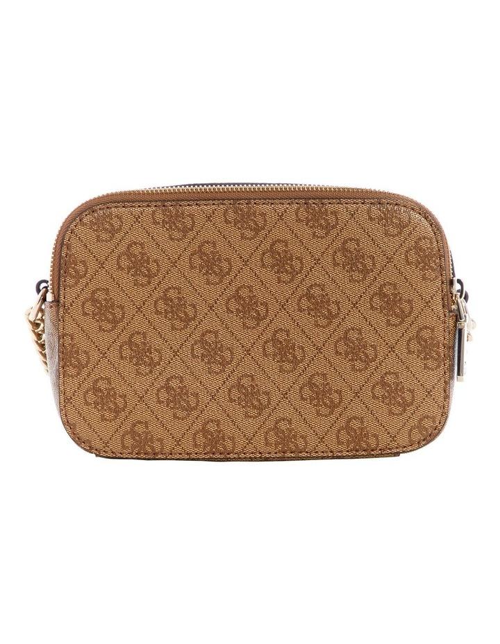 SG773769BRO Cathleen Zip Top Crossbody Bag image 4
