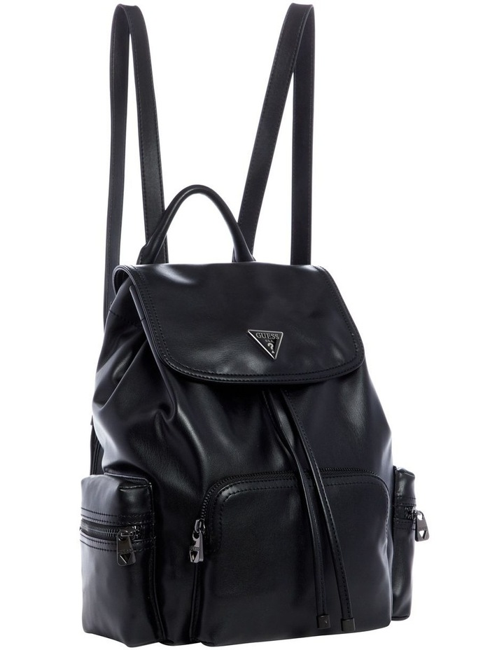 VR788233BLA San Diego Flapover Backpack image 2