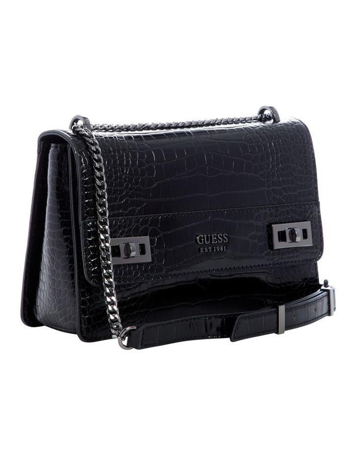 CM787021BLA Katey Flap Over Crossbody Bag image 2