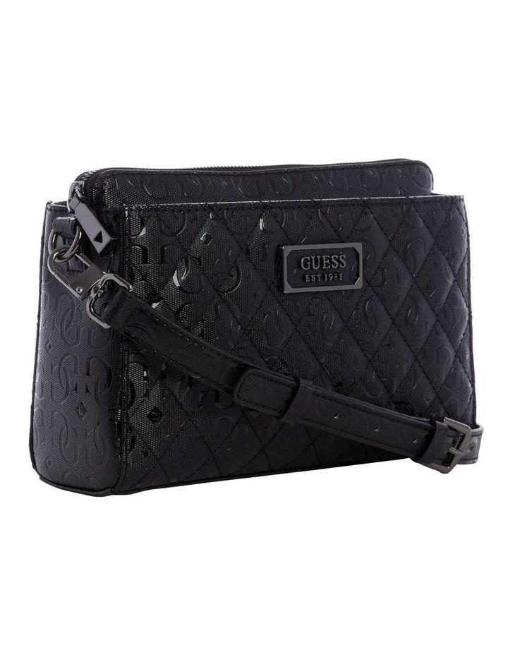 SM787414BLA Lola Zip Top Crossbody Bag image 2