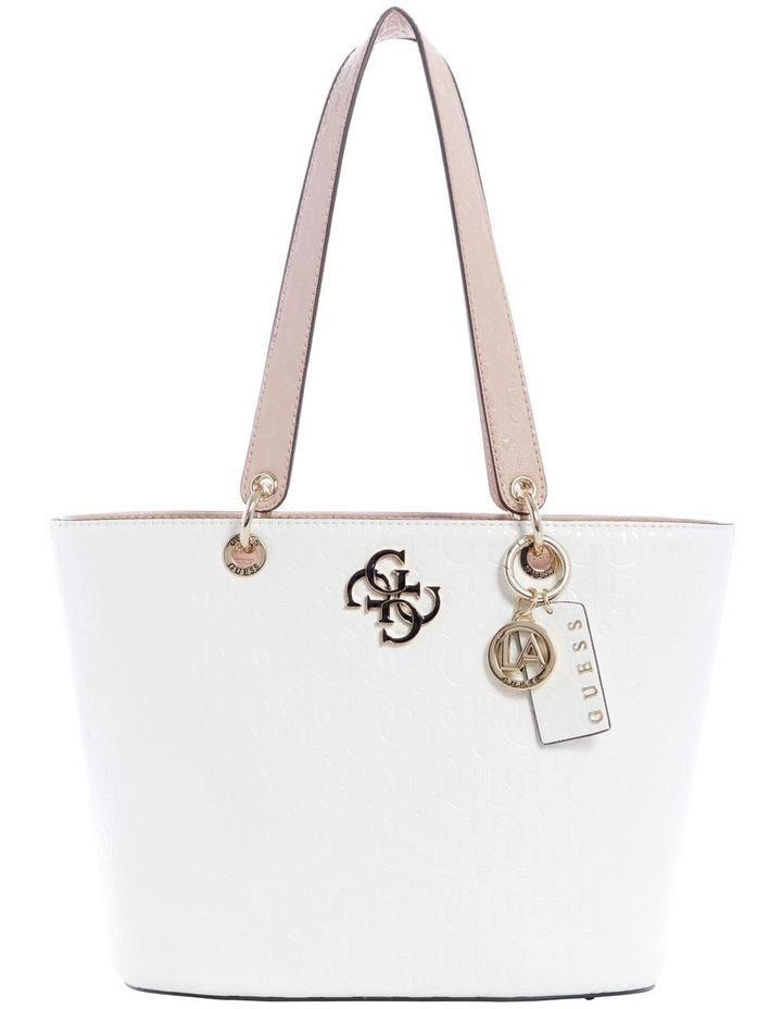 SG774622WML Chic Shine Double Handle Tote image 1