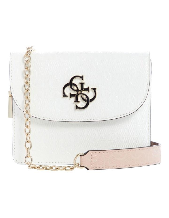 SG774678WML Chic Shine Flap Over Crossbody Bag image 1