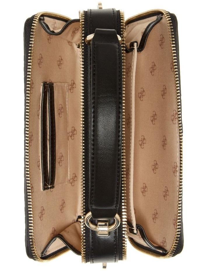 SW774770BLA Kaylyn Double Handle Crossbody Bag image 3