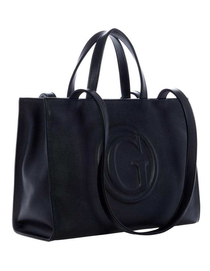 VY811523BLA G-TOTE Double Handle Tote Bag image 4