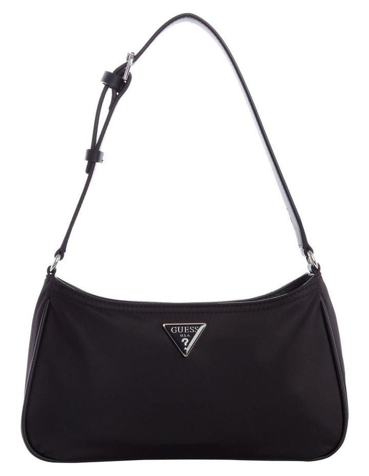NY811618BLA LITTLE BAY Zip Top Shoulder Bag image 1