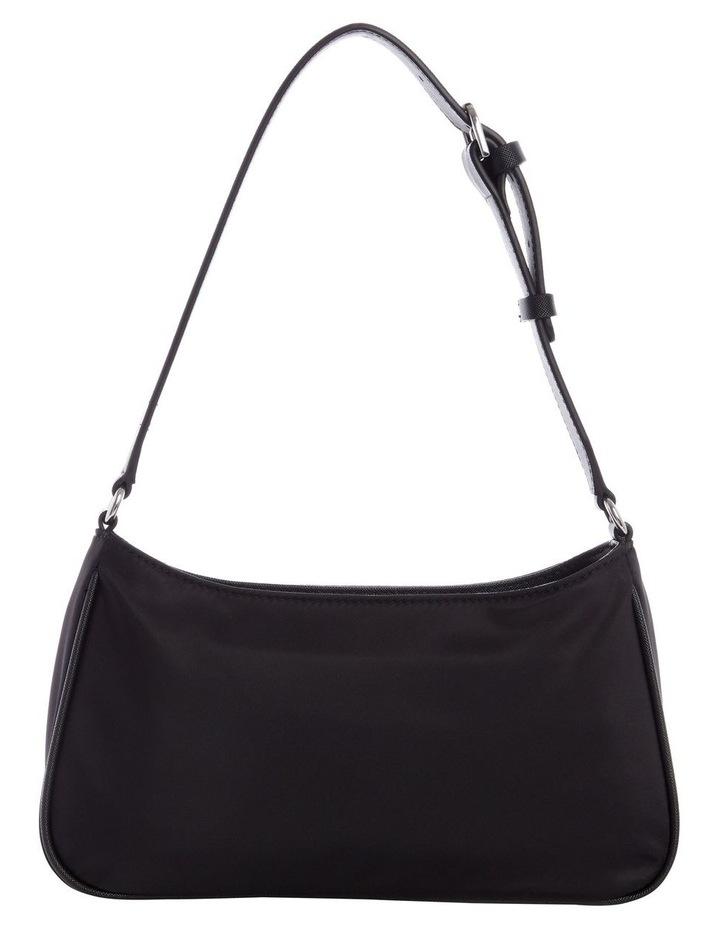 NY811618BLA LITTLE BAY Zip Top Shoulder Bag image 2