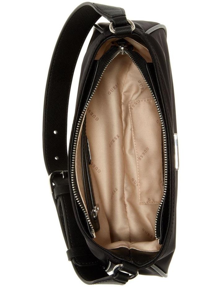NY811618BLA LITTLE BAY Zip Top Shoulder Bag image 3