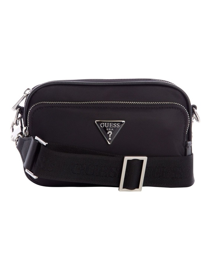 NY811672BLA LITTLE BAY Zip Top Crossbody Bag image 1