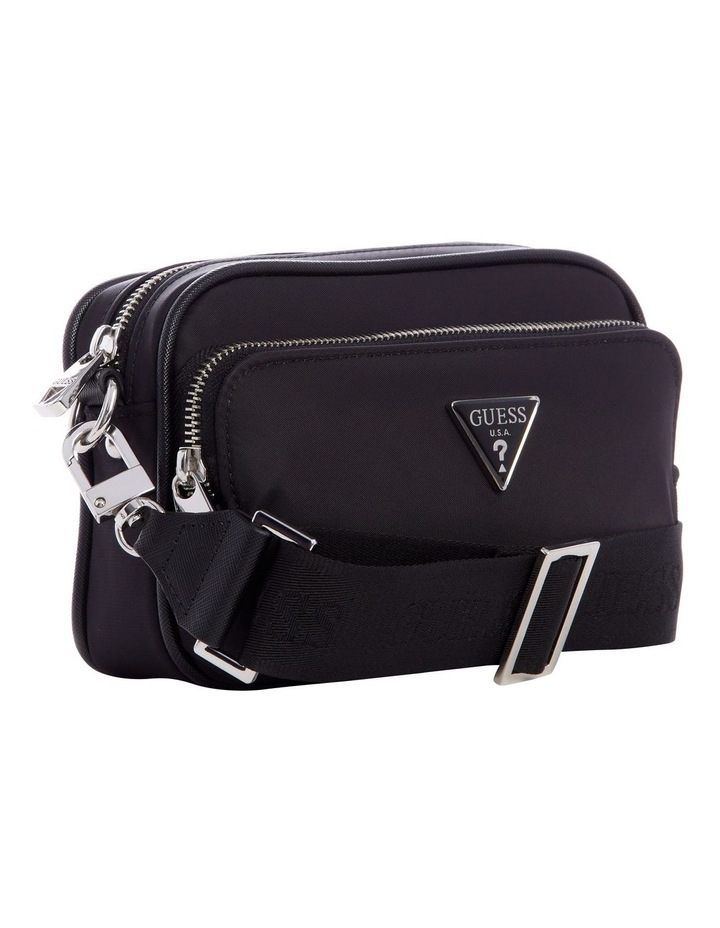 NY811672BLA LITTLE BAY Zip Top Crossbody Bag image 4