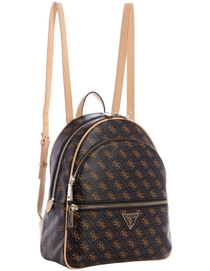 ST699433BRO MANHATTAN Zip Around Back Pack image 4