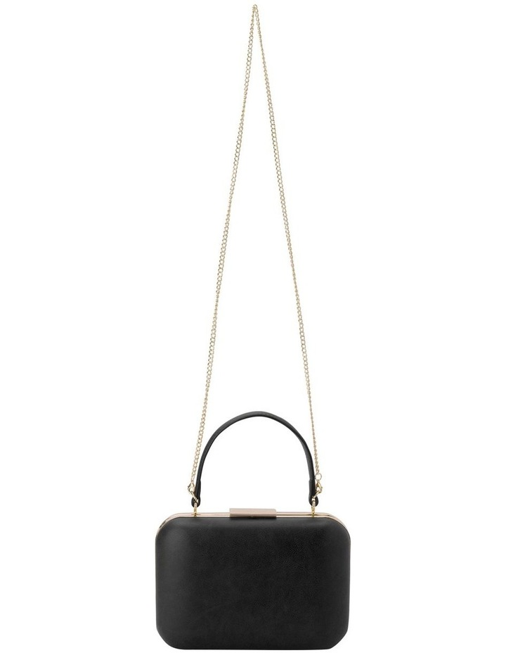 OB4661 Ruby Top Handle Clutch image 3