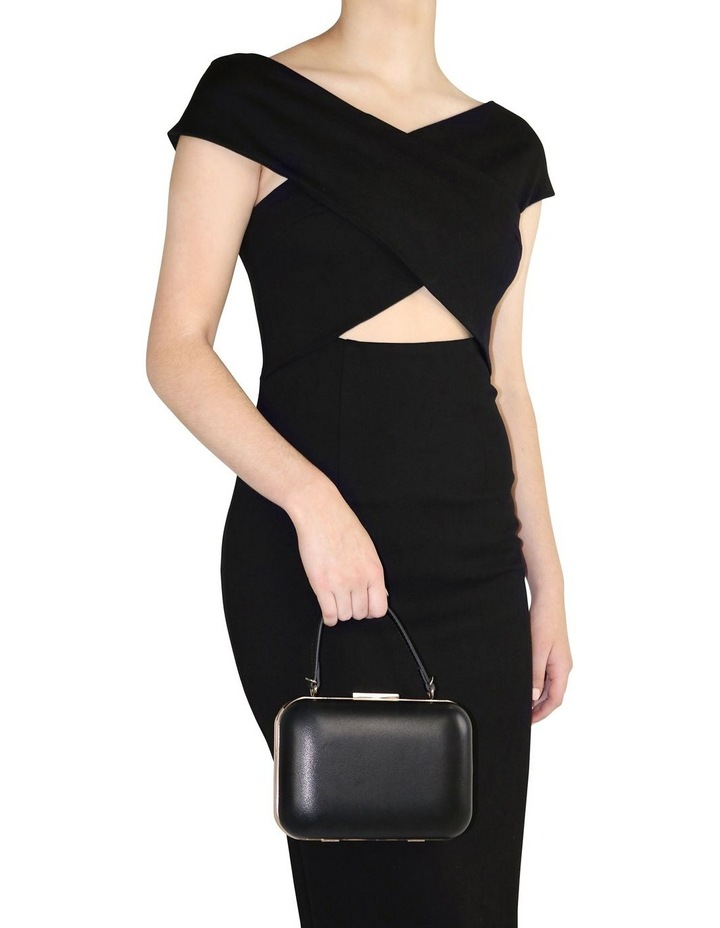 OB4661 Ruby Top Handle Clutch image 6