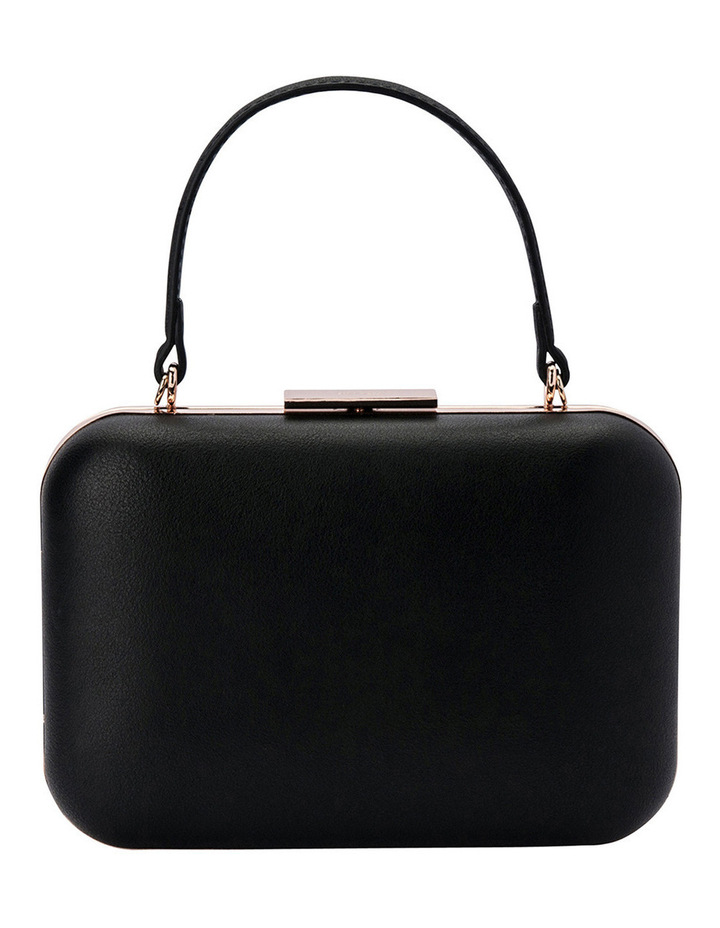 Ruby Top Handle Clutch image 1