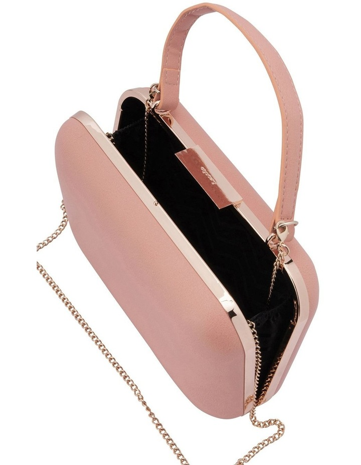 OB4661 Ruby Top Handle Clutch image 5